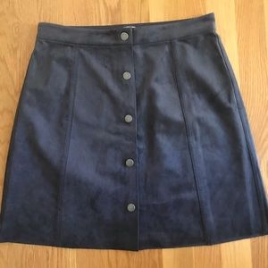 Wilfred Free Centinela Button Front Skirt